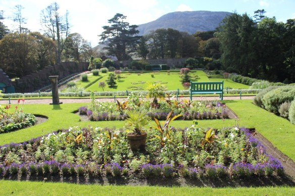 Jardim vitoriano de Kylemore