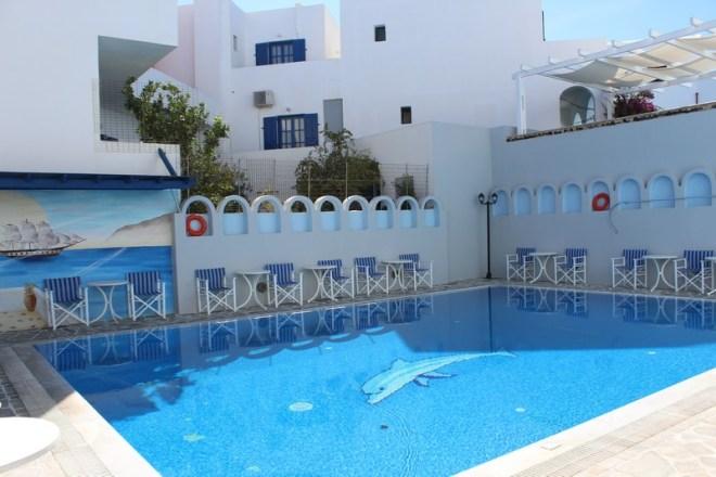 Blue Sky Villa, em Fira