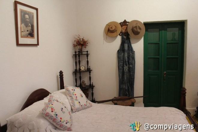 Mobiliário da Casa Azul.