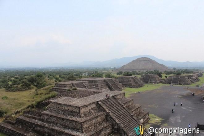 Pirâmides de Teotihuacán