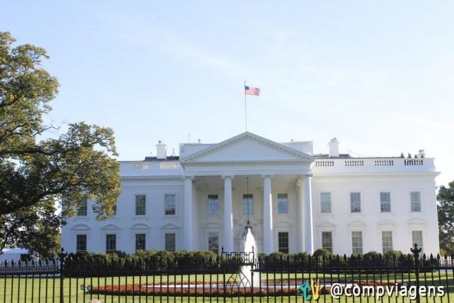 Casa Branca, Pennsylvania Avenue