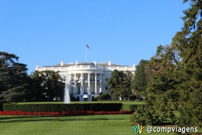 Casa Branca, o outro lado