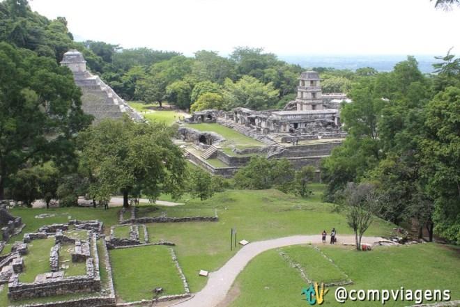 Zona arqueológica de PalenqueZona arqueológica de Palenque