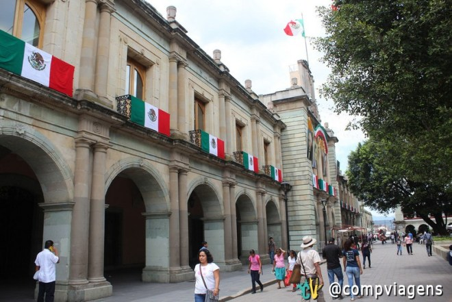 Palácio do Governo de Oaxaca