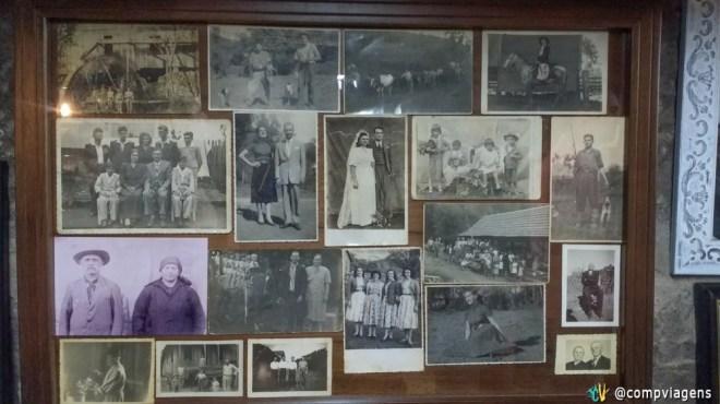 Fotos no Museu Rural Fiorezze