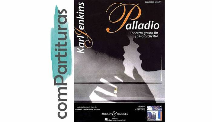 partitura palladio