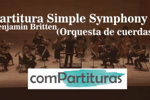 Partitura Simple Symphony