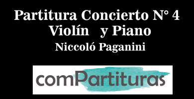Concierto para violín N° 4