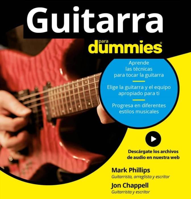 guitarra para dummies en español