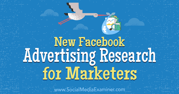 facebook advertising research