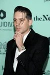Men's haircut with tuft: G-Eazy