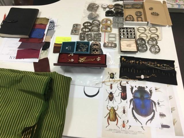BRIDGERTON, la lavorazione dei costumi
