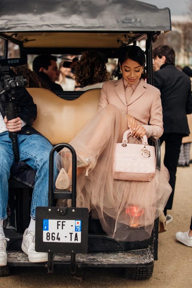 Liza Koshy, Parigi, 25 febbraio 2020