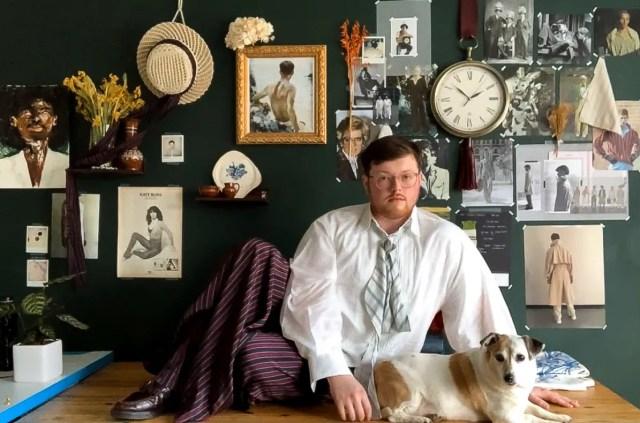Steven Stokey-Daley fondatore del brand SS DALEY