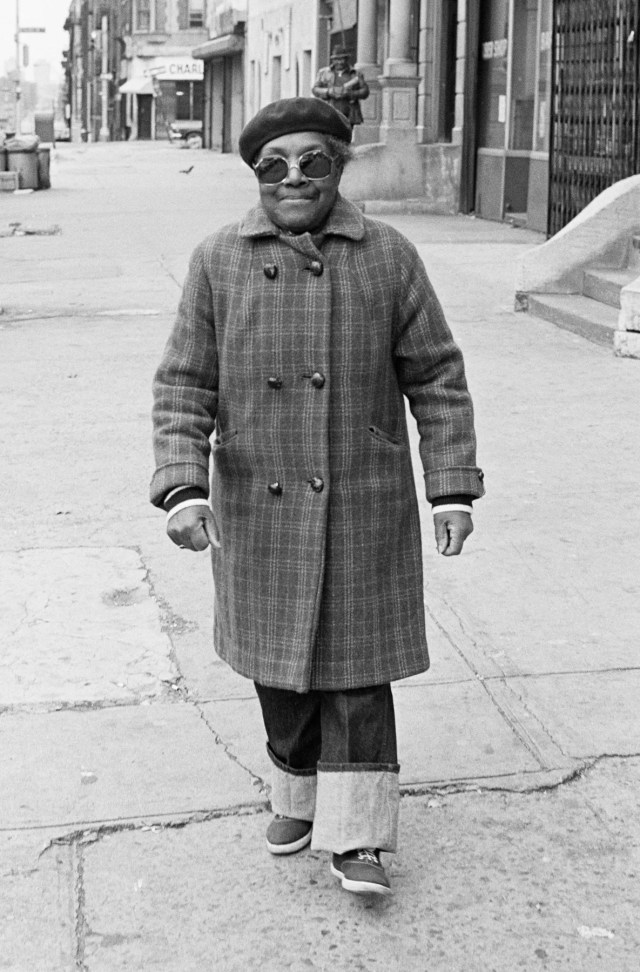Mabel. New York City. 1978