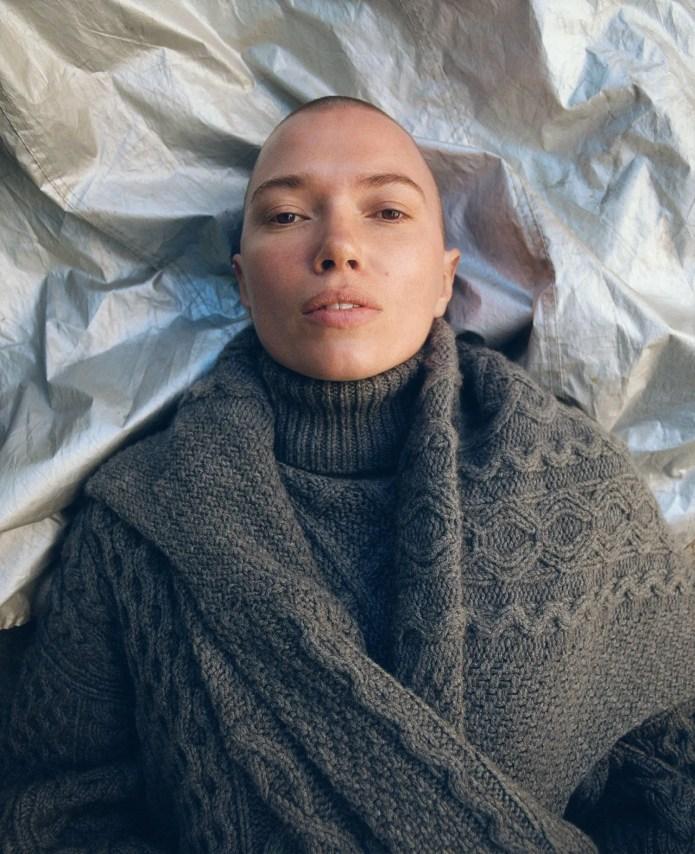 Zoe Ghertner - Vogue Italia