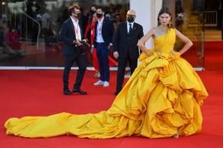 Bianca Balti in Dolce Gabbana