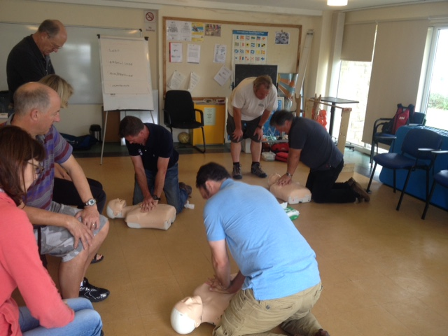 Chew Valley First Aid