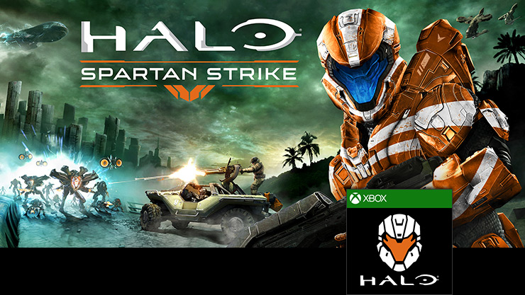 Welcome to the Halo Universe   Xbox Halo  Spartan Strike