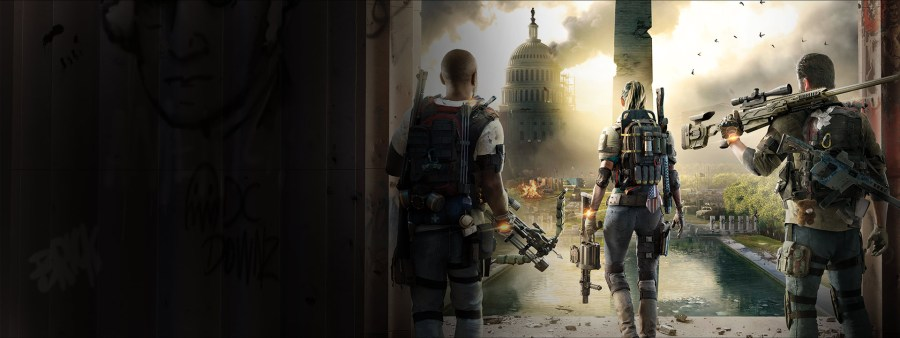 Xbox Games  Immerse Yourself in all the Action   Xbox Tom Clancy s The Division 2