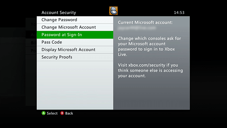 Xbox Live Privacy Settings