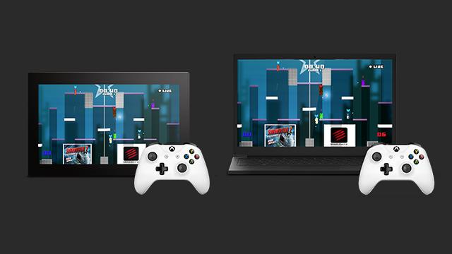 Мультиплеер между ПК и XboxOne
