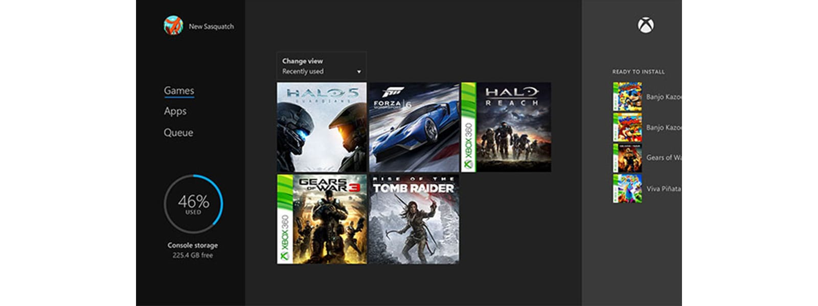 Xbox One Backward Compatibility Xbox