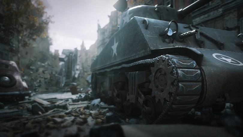 Call of Duty: WWII Baldman