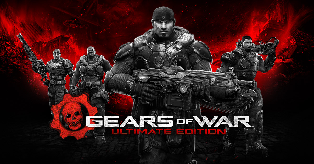 Gears Of War Ultimate Edition Para Xbox One