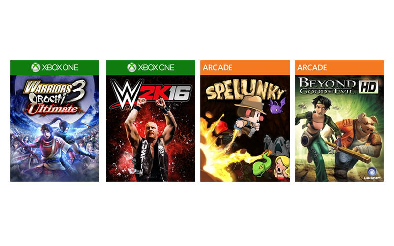Games With Gold Xbox Live Xbox Canada