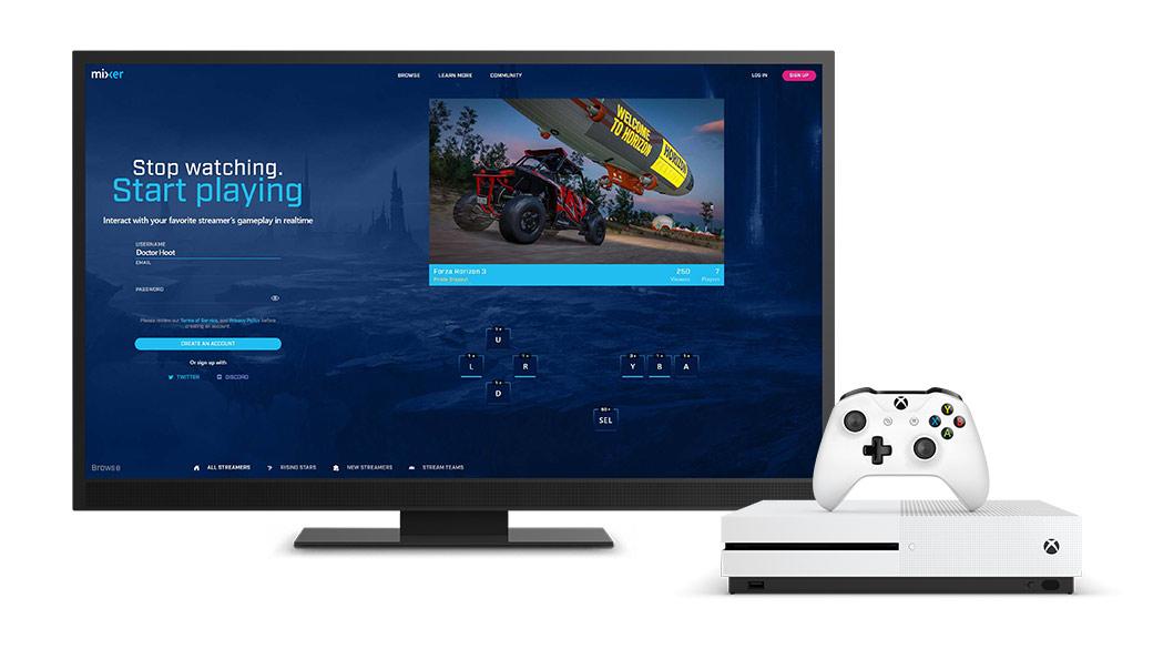 Experience Xbox