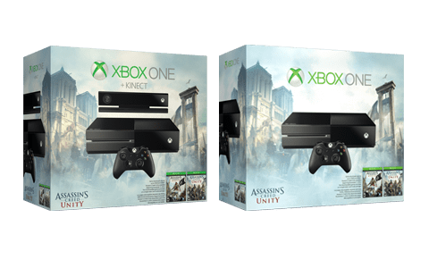 Save on an Xbox One console and get a free game