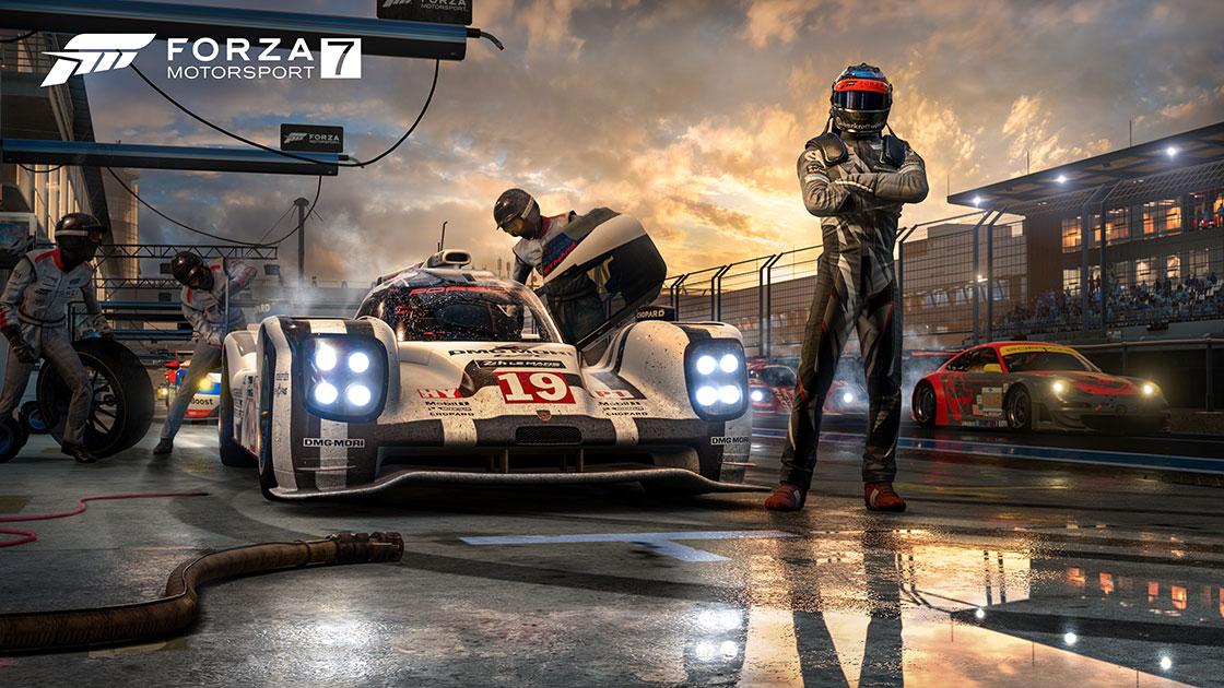 Forza Motorsport Forza Motorsport 7 Announce