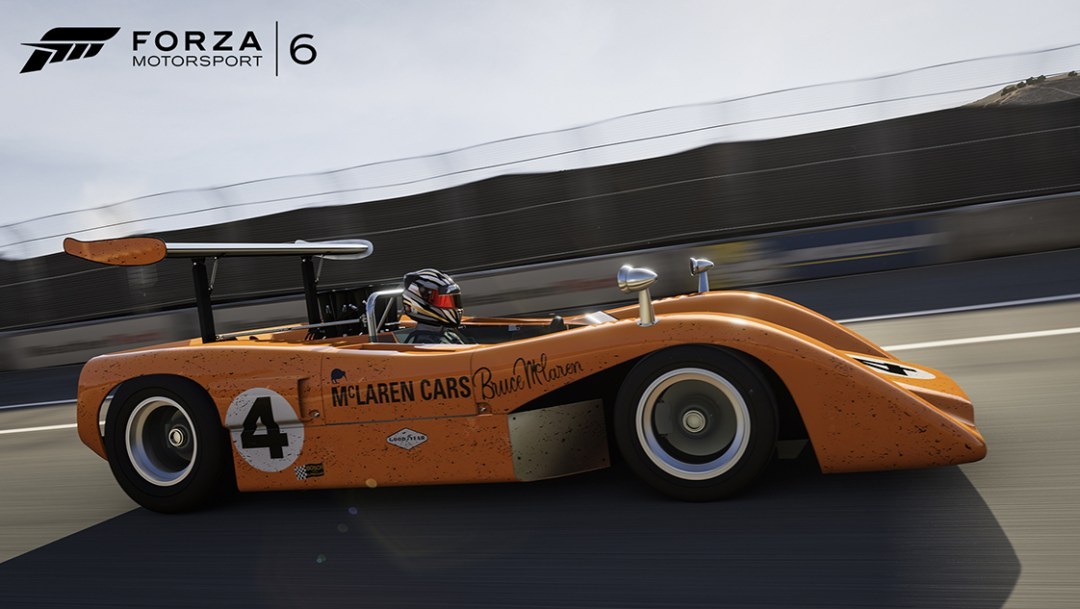 Forza Motorsport 6 Car List Revealed 2