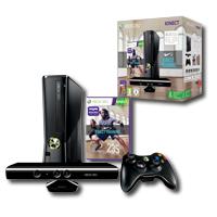 Xbox 360® 4GB Nike+ Kinect Training gépcsomag
