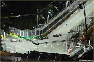 Cars at Turn 13