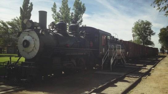 Law's Railroad Museum