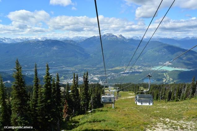 Peak to Peak descent :: Whistler, BC