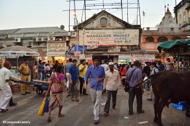 Mangaldas Market, Mumbai