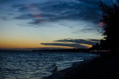 Mui Ne Beach at Sunset