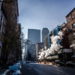 New York steam