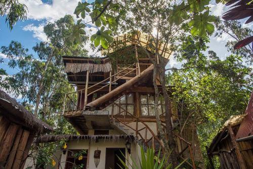 Treehouse Eco Quechua