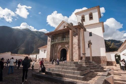 San Pedro de Andahuaylillas church