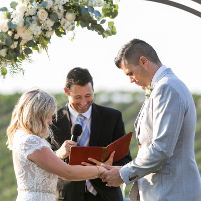 Vendor Highlight: David Cutler, Your Perfect Ceremony