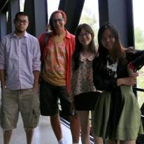 Joseph Kan, Glenn Zucman, Susan Zhang, Vivia Liu