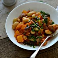 bean squash stew200