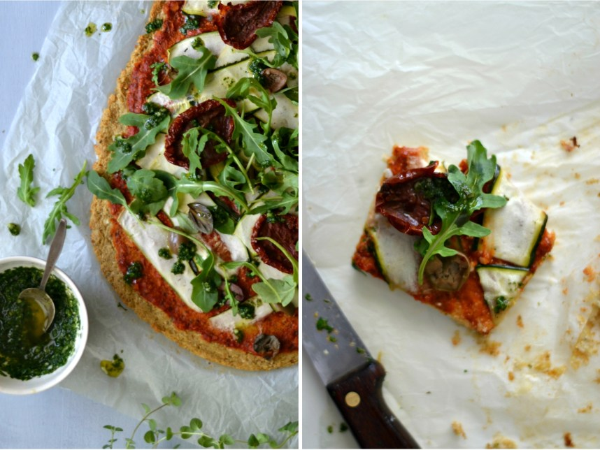 pizza with cauliflower crust8(1)