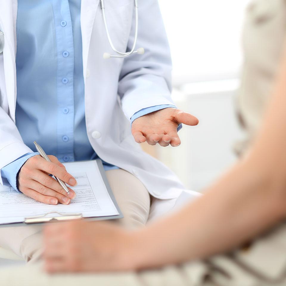 doctor patient - Services