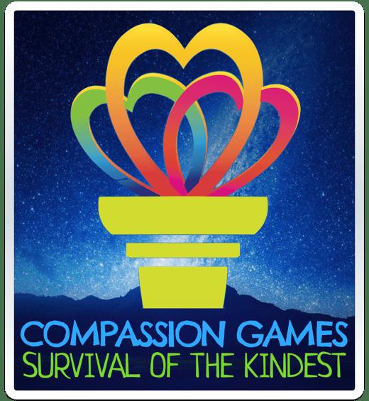 Compassion Games Logo - Portrait Half Size