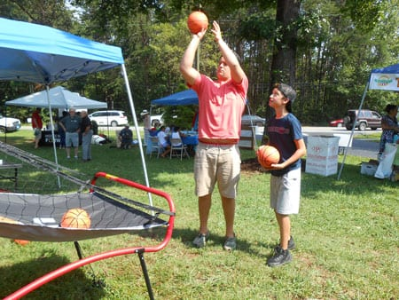 Basketball Caswell County Yanceyville NC